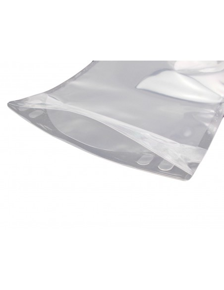 Heat Seal Foil Stand Up Bags Pouches Bag Food Grade Spout