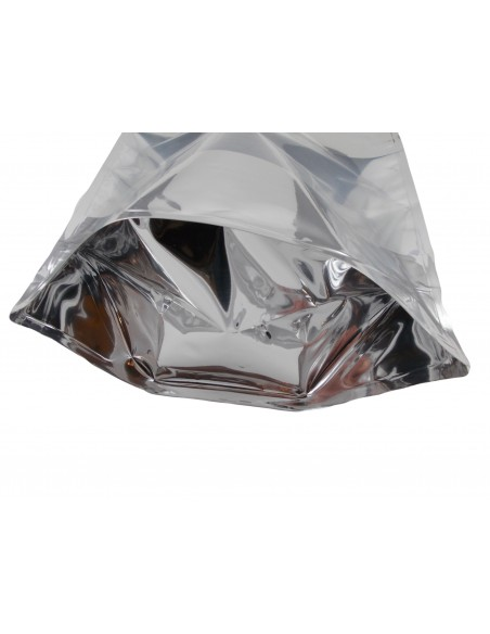 Extra Thick Stand Up Pouch with Window and Zip Lock