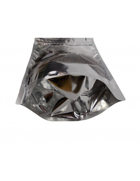 Mylar Window Stand Up Pouch with Zip Lock