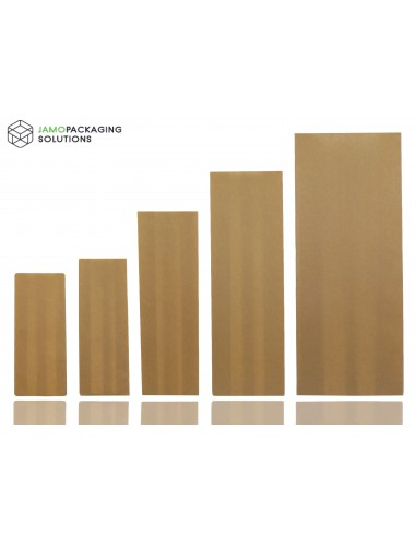 Kraft Brown Paper, Pouch, Bag for Catering, Cakes, Fruits, Pastry, Heat  Sealable