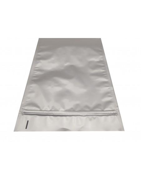 Mylar Foil Bags, Aluminium Sachet Pouch with ziplock Heat Seal Food Grade
