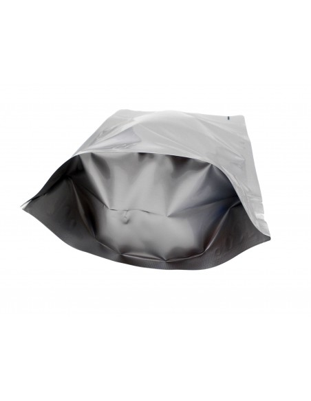 Aluminium Foil Stand Up Pouch with Zip Lock
