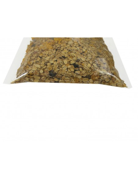Transparent Sachet Pouch with zip lock Heat Seal Food Grade