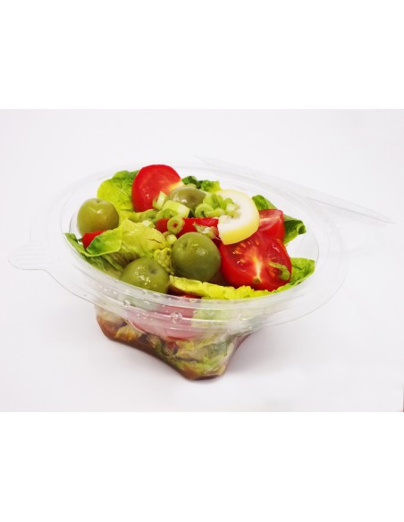 Food Grade Salad Container Takeaway Lunchbox Pasta Cold Food
