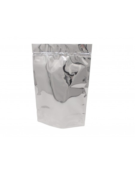 Heat Seal Foil Stand Up Bags / Pouches Zip Lock Bag Food Grade