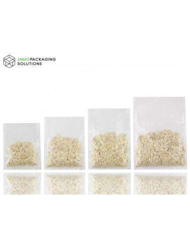 Vacuum Sealer Food Storage Barrier Bags Polyamides/Polyethylene