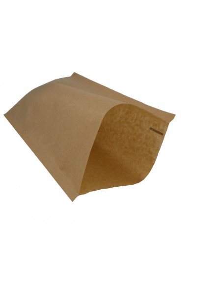 Kraft Paper Bags Sachet Pouch, Heat Seal Food Grade