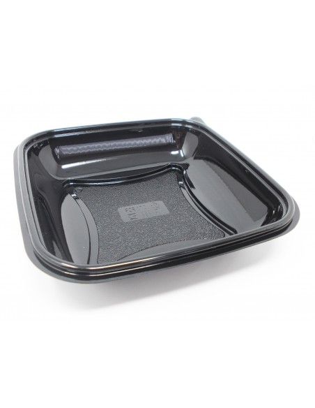 Take-Out Square Display Food Dish Meal Food Prep Salad Sushi Container/Lunch Box